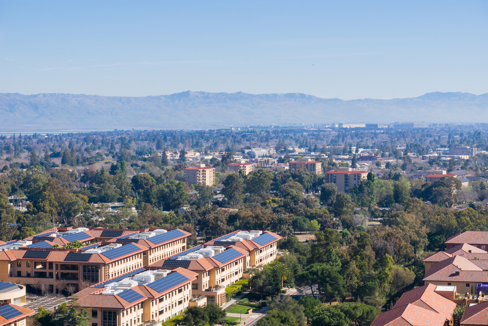 Palo Alto California Overview, Palo Alto California United States