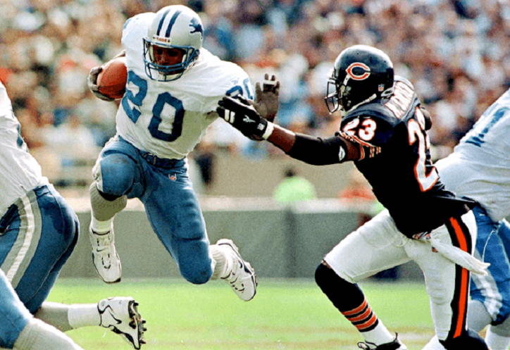 Barry Sanders Background Check, Barry Sanders Public Records