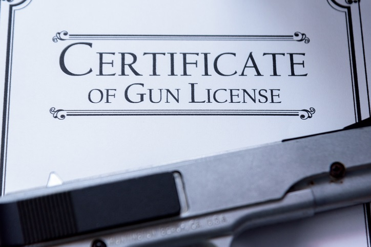 Federal Firearms License, Firearm License