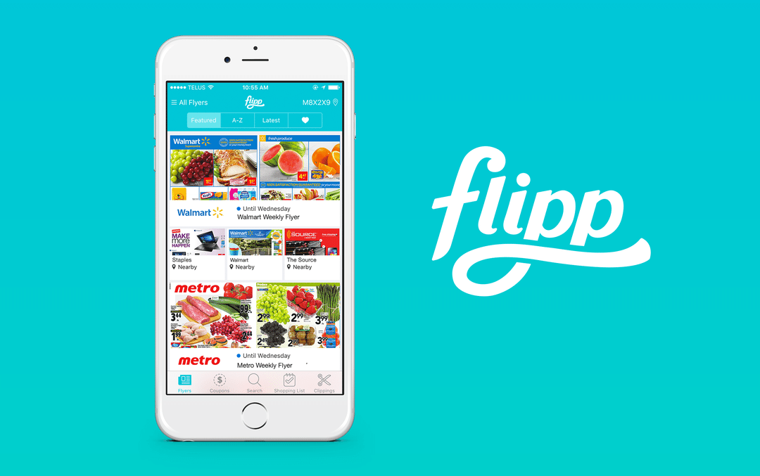 Flipp Grocery, Flipp Grocery App