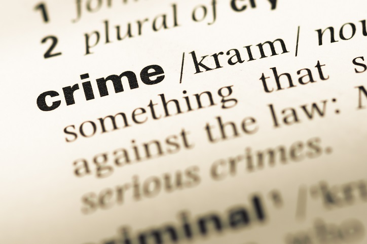 What is Considered a Crime, What Constitutes a Crime