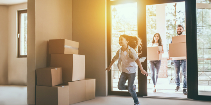 Moving in with Your Family Tips and What to Do in a New Home