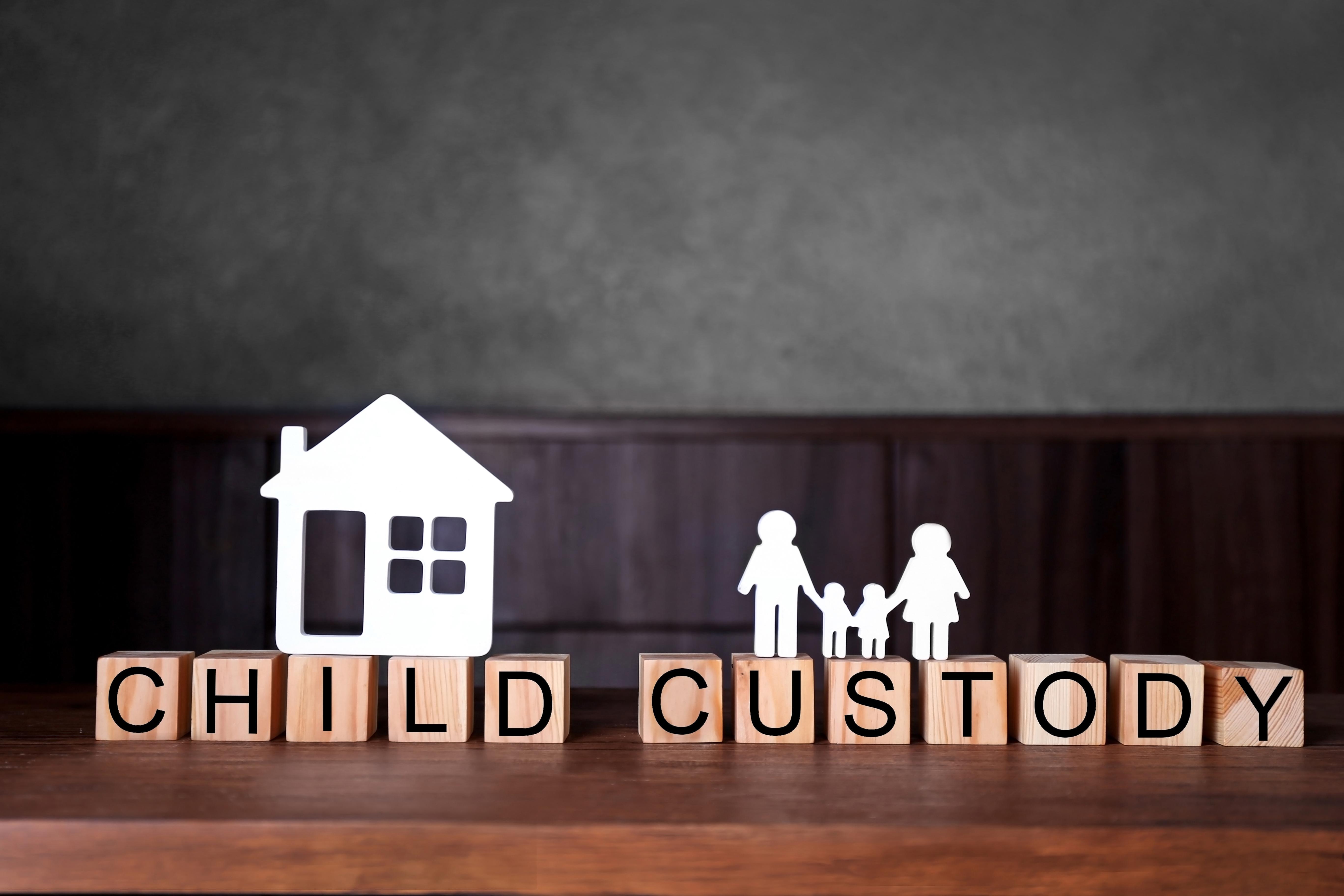 Ohio Child Custody Laws, Child Custody