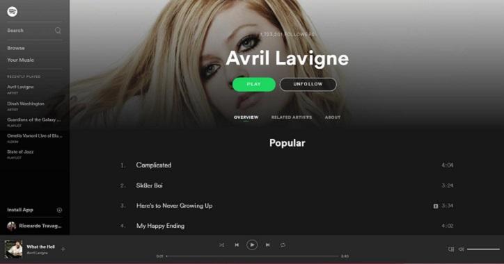 Spotify, Spotify Web Player, How to Use Spotify Web Player