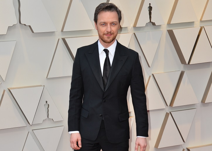 James McAvoy Background Check, James McAvoy Public Records