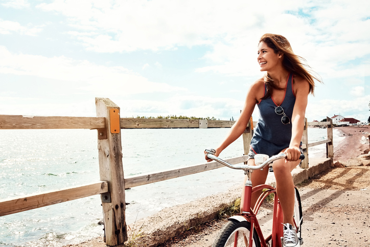 Women Cycling, Benefits of Women Cycling