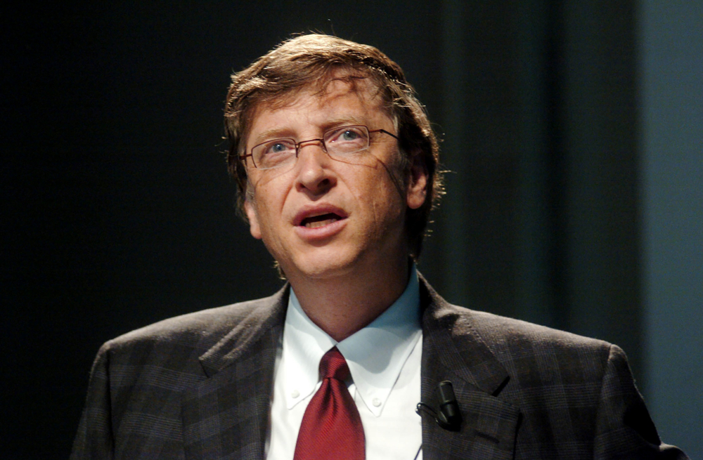 Bill Gates, Who is Bill Gates, Bill Gates Net Worth