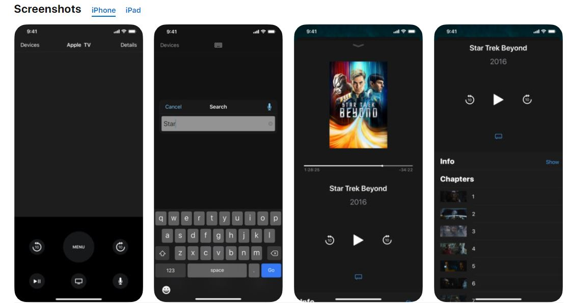 Apple TV Remote App, How to Use Apple TV Remote App