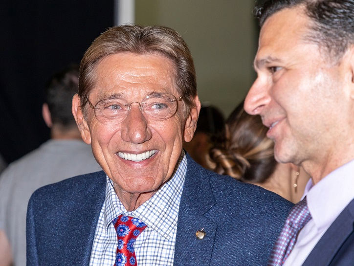Joe Namath Public Records