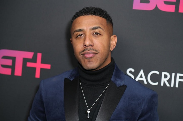 Marques Houston Background Check
