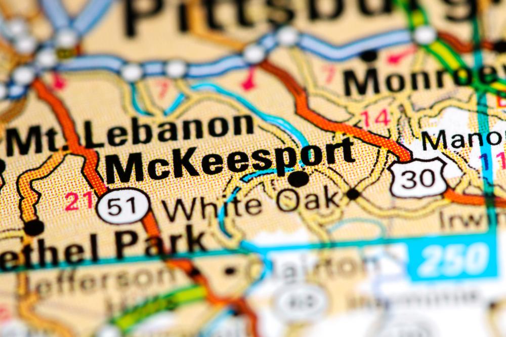 McKeesport Court Records