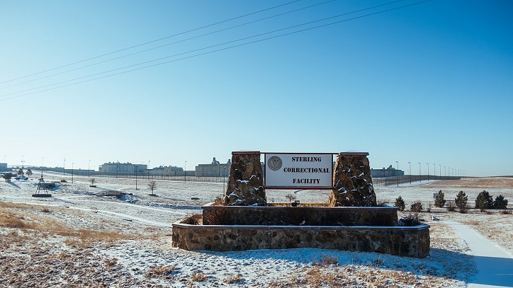 Sterling Correctional Facility Colorado