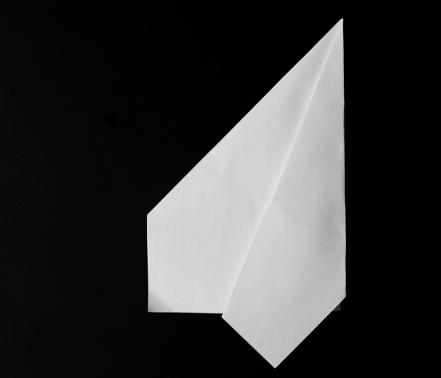 harrier paper plane