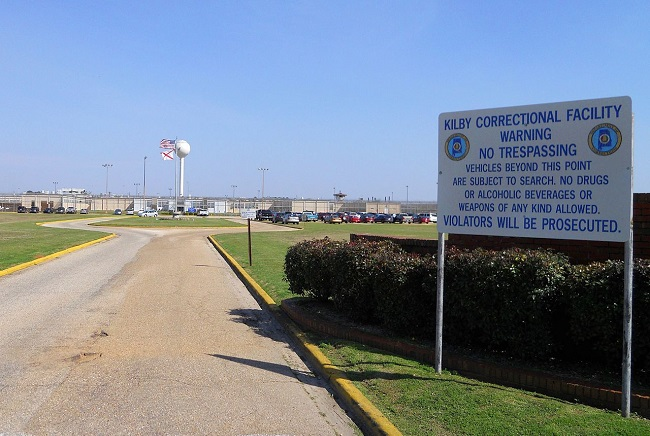 Kilby Correctional Facility