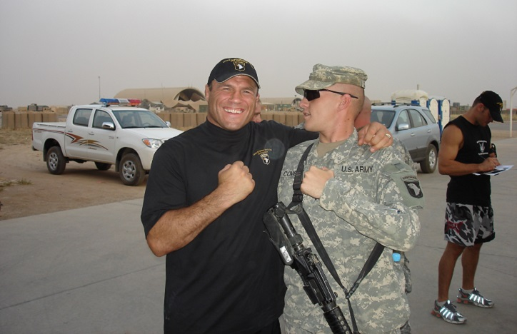 Randy Couture Background Check