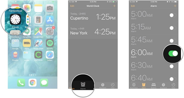 How to Set Alarm Sound on iPhone