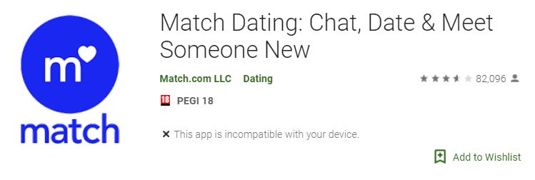 Match best dating apps