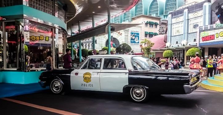 Hollywood Police