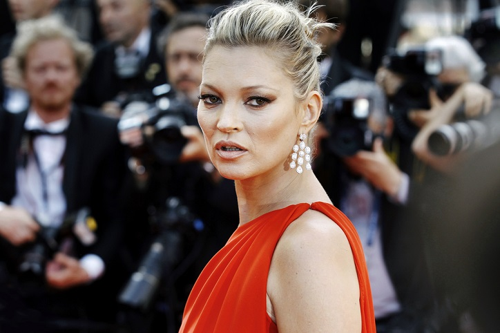 Kate Moss Background Check