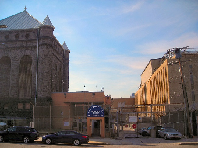 Baltimore City Detention Center