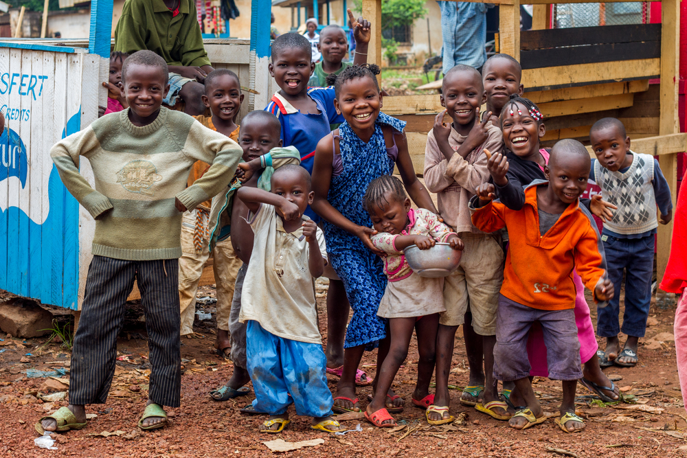 poorest country Central African Republic