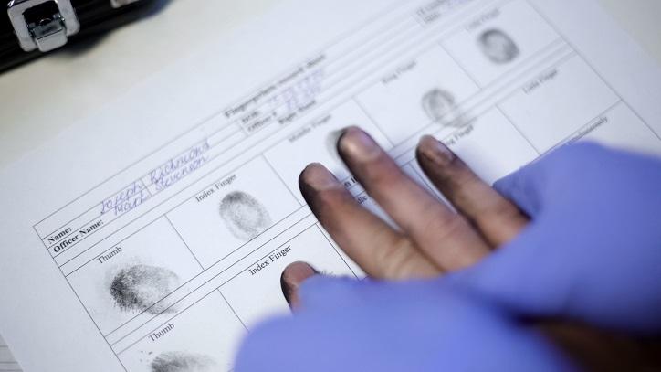 Kansas arrest records