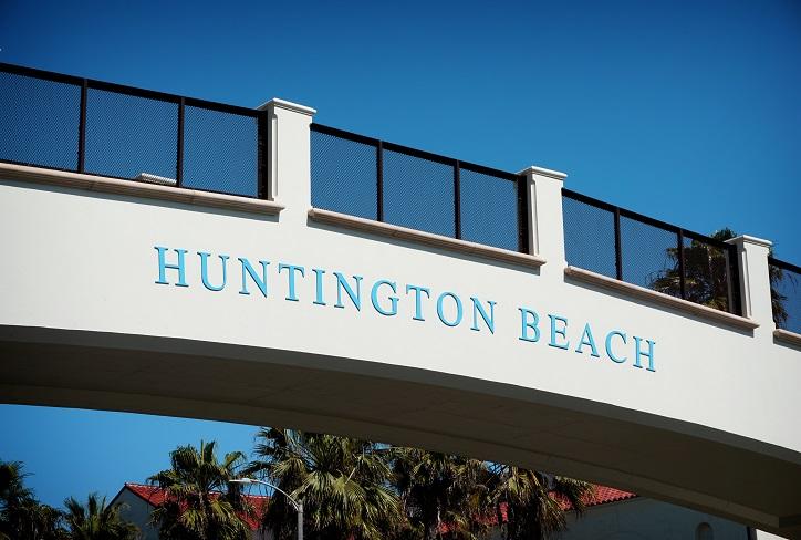 Huntington Beach Police Departments