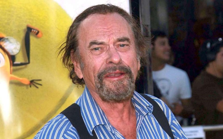 Rip Torn Police Records