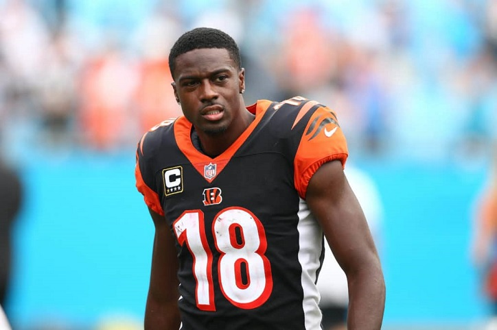 A.J. Green Background Check