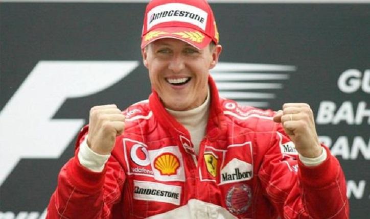 Background Check Michael Schumacher