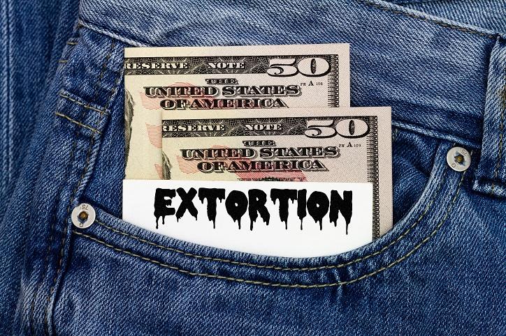South Dakota Extortion Law
