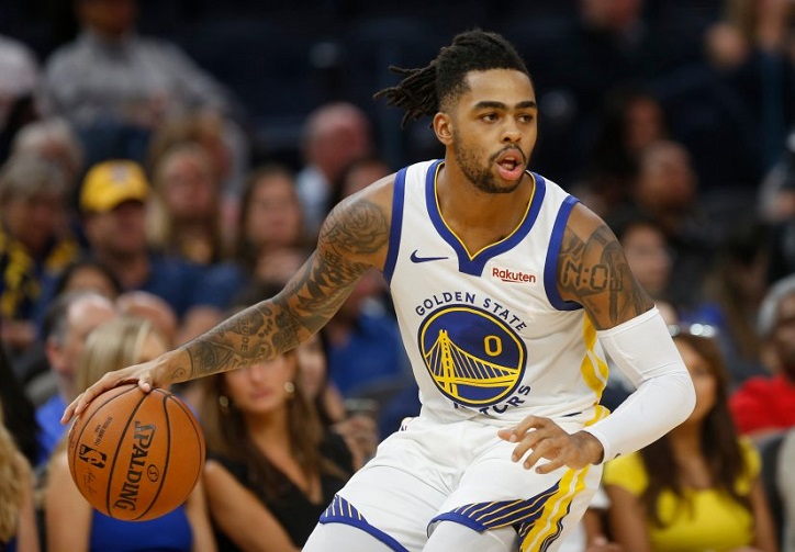 Background Check D'Angelo Russell