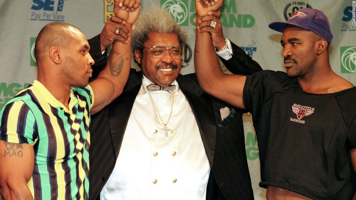 Don King Police Records