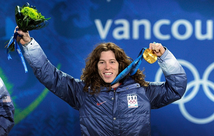 Shaun White Background Check