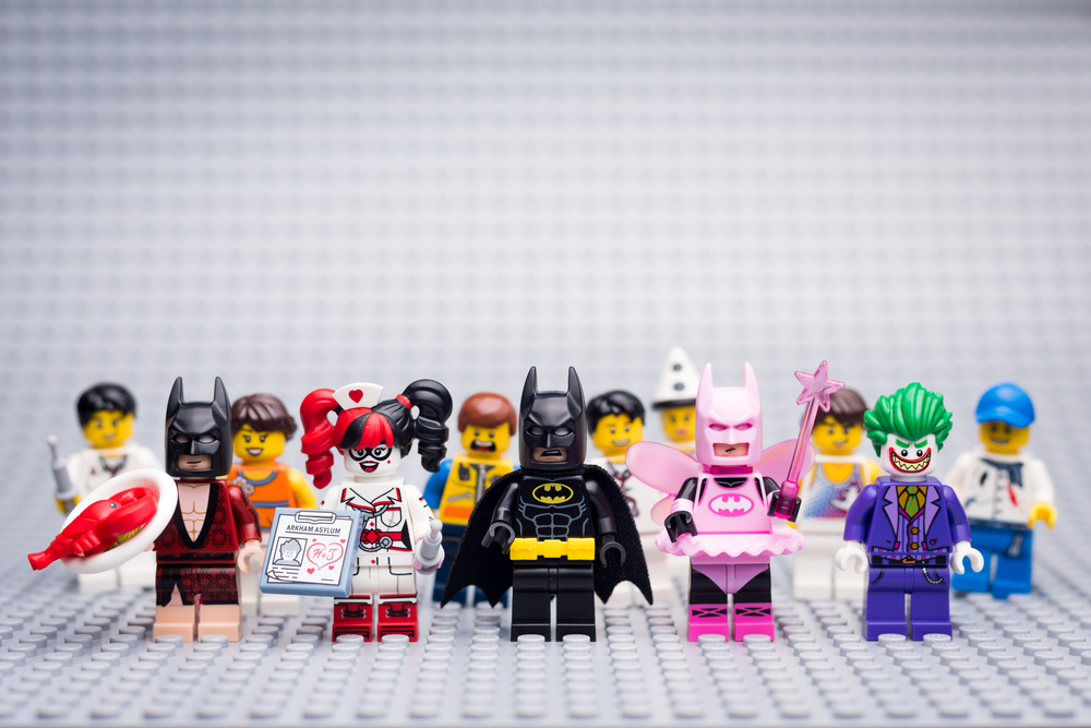 best batman lego movie