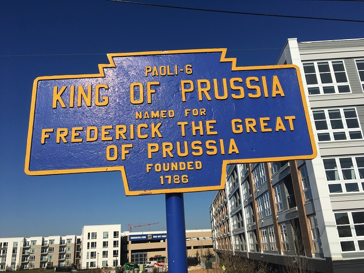 King of Prussia Court Records