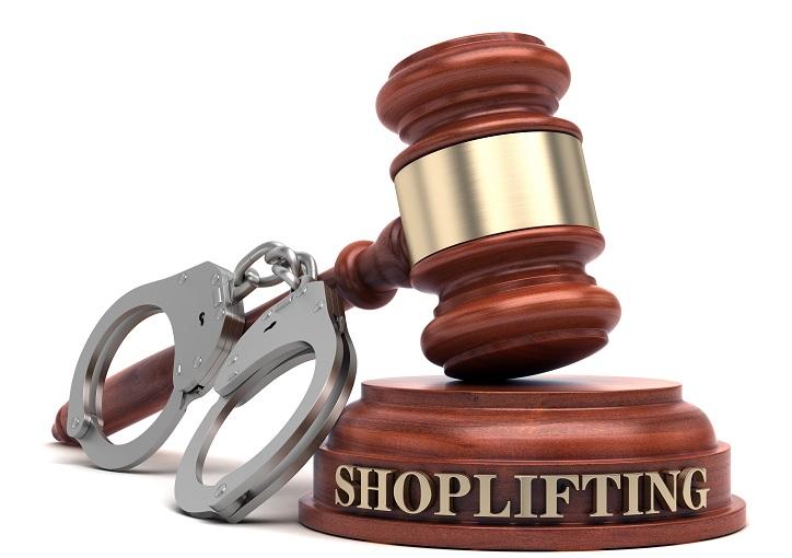 Shoplifting Laws California