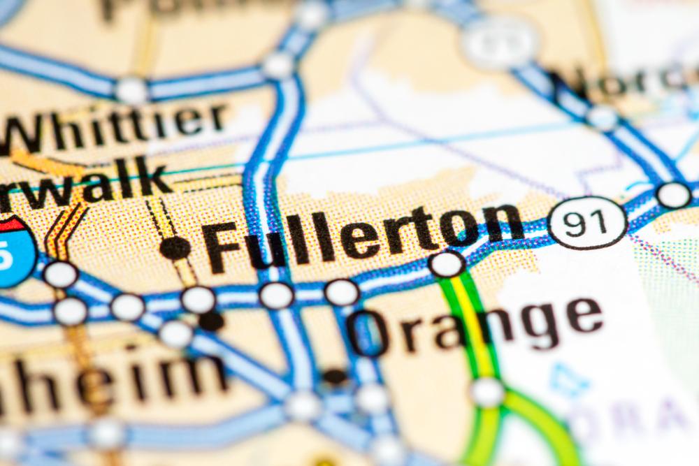 Fullerton Court Records