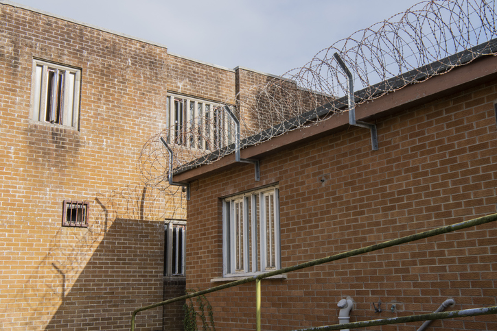 Monroe Correctional Complex Washington
