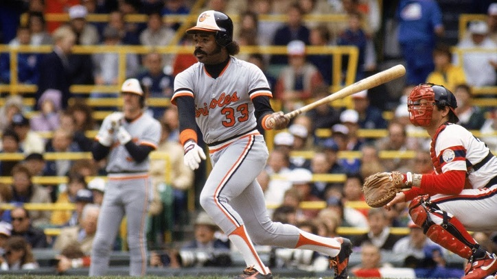 Eddie Murray Background Check