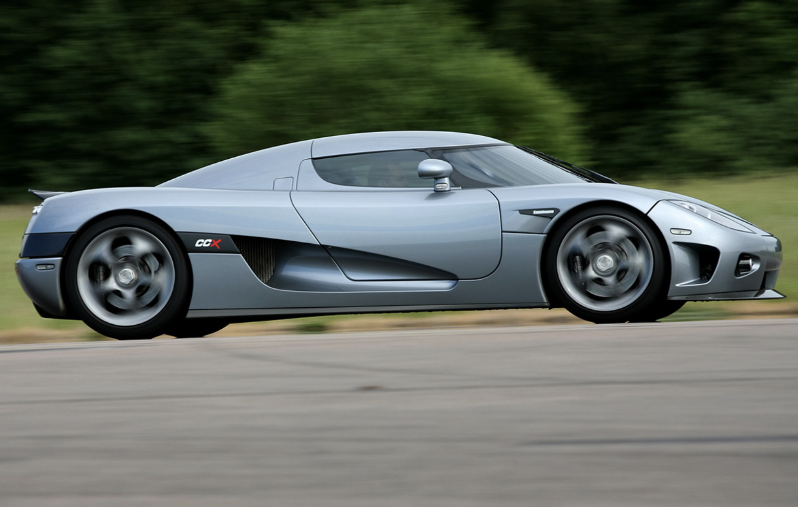 world fastest car Koenigsegg CCR