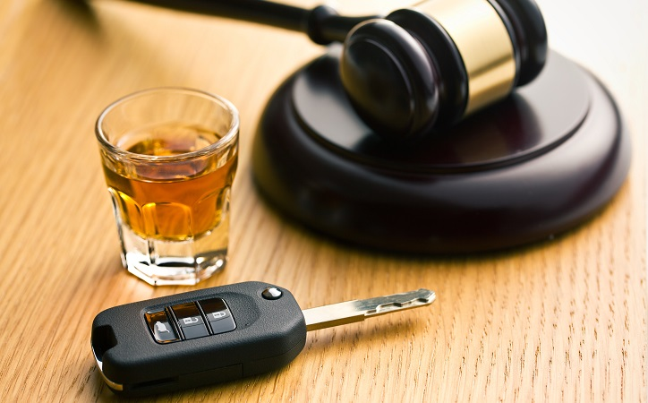 Punishment for Drunk Driving in Idaho