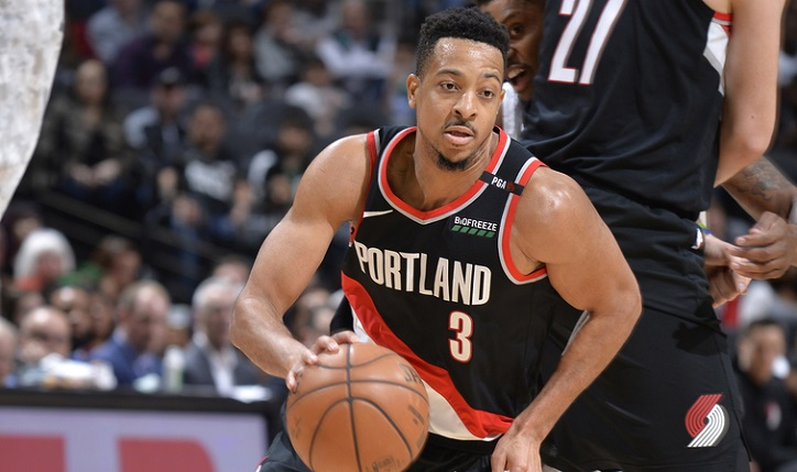 CJ McCollum Public Records