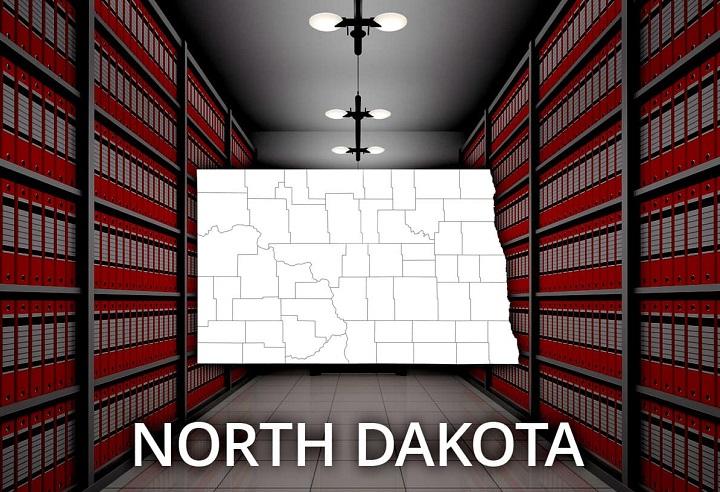 North Dakota Judicial Records