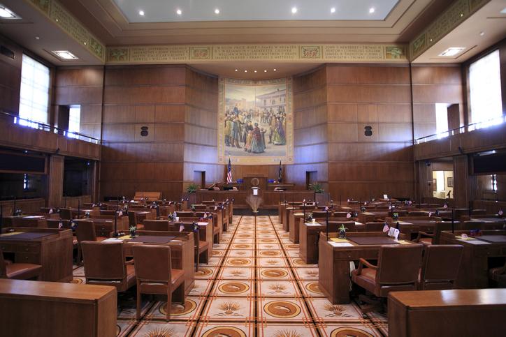Government Records Oregon