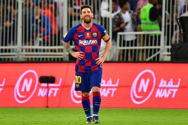 Background Check Lionel Messi