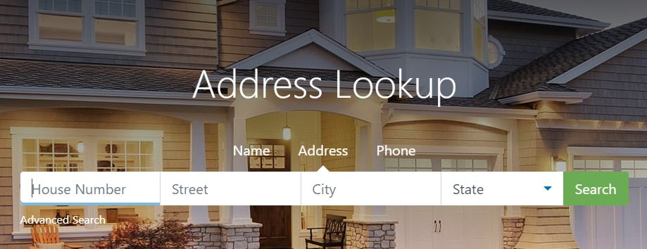 Address data