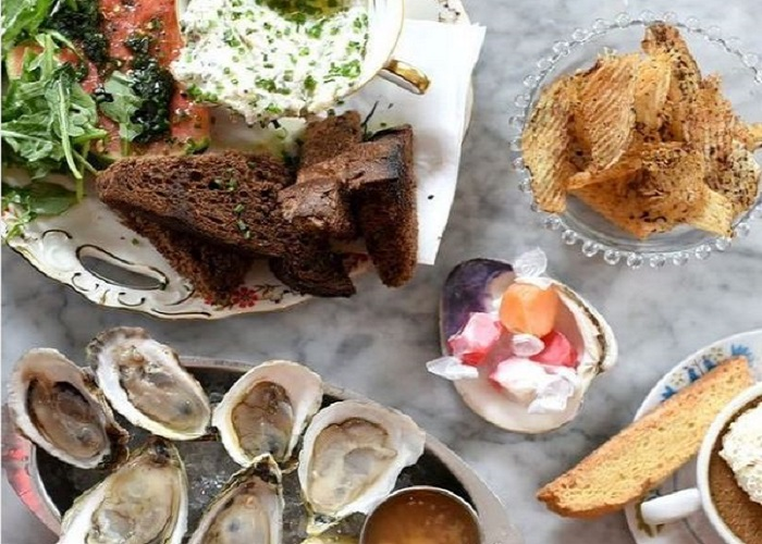 best dating spots in NYC - Zadie's Oyster Room - East Village