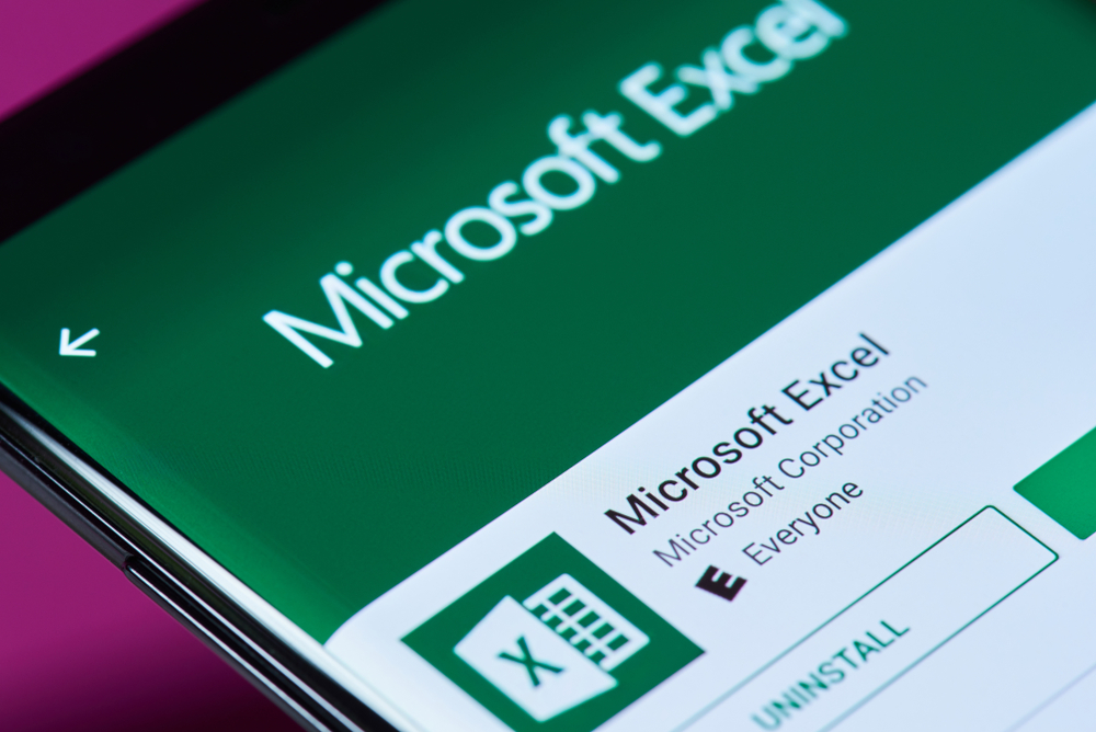 Microsoft Excel Free