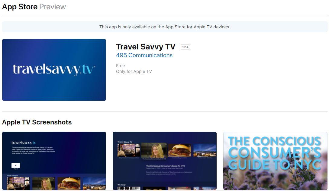 Travel Savvy